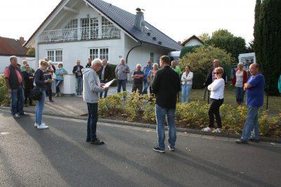 """Bürgertreff in Altenbauna """"vor dem Gartenzaun"""", und viele kamen"""