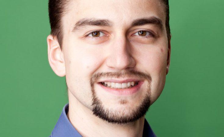 Neuer Ausschuss-Vorsitzender Florian Pfeiffer